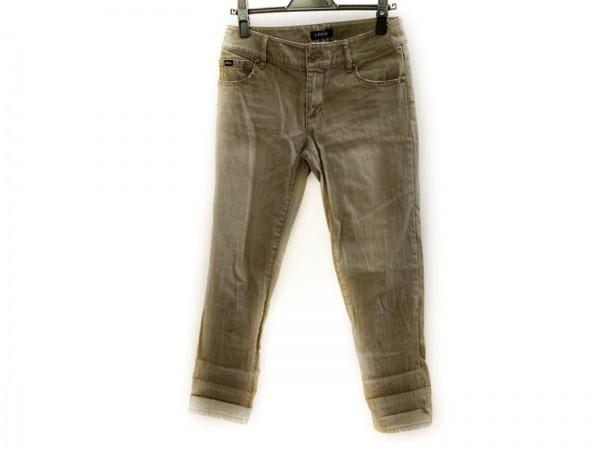 EPOCA(エポカ) パンツ サイズ40 M レディース美品  ダークグリーン