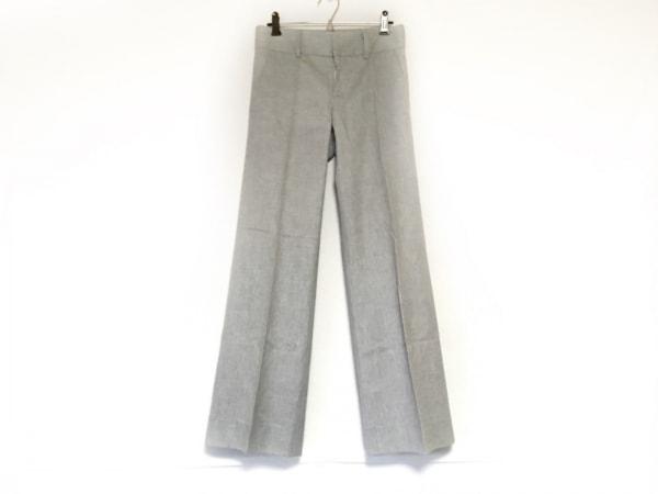 トゥモローランド パンツ サイズ36 S レディース ライトグレー collection