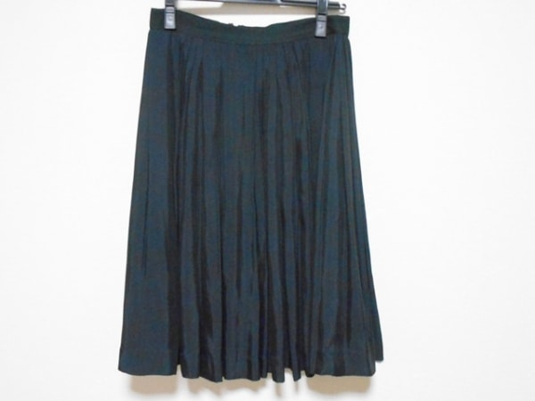 SONIARYKIEL(ソニアリキエル) スカート サイズ「38」 レディース 黒 プリーツ
