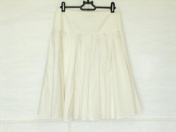 LOEWE(ロエベ) スカート サイズ36 S レディース美品  アイボリー