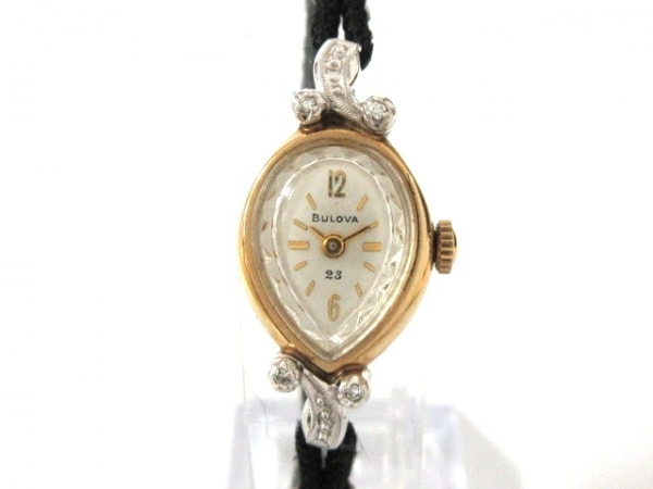 Bulova(ブローバ) 腕時計 M8 レディース シルバー