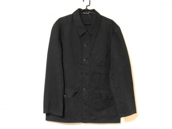 agnes b(アニエスベー) コート サイズ1 S メンズ 黒 homme/春・秋物
