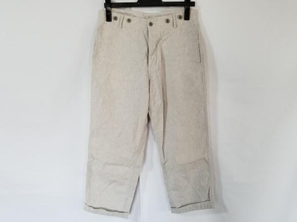 MHL.(マーガレットハウエル) パンツ サイズ3 L レディース ベージュ