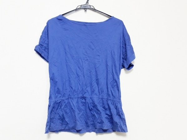 Leilian(レリアン) チュニック サイズ11 M レディース美品  ブルー