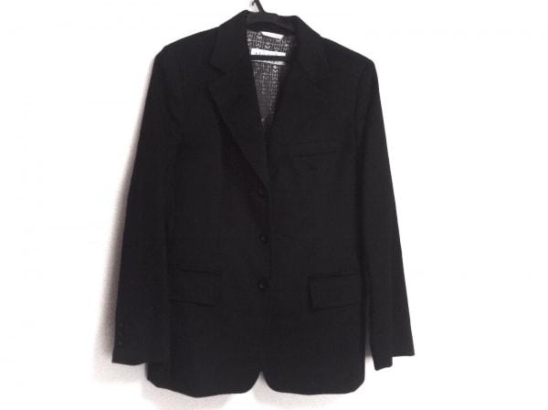 Max Mara(マックスマーラ) ジャケット サイズ42 M レディース 黒