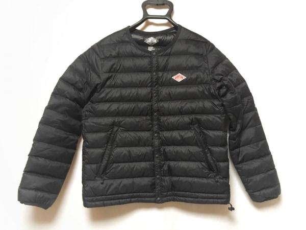 DANTON(ダントン) ダウンジャケット サイズ34 S レディース 黒 冬物