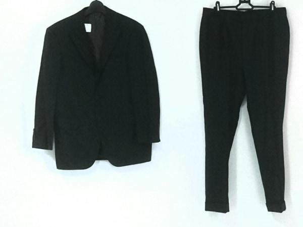 BEAMS F(ビームスエフ) シングルスーツ メンズ ダークグレー