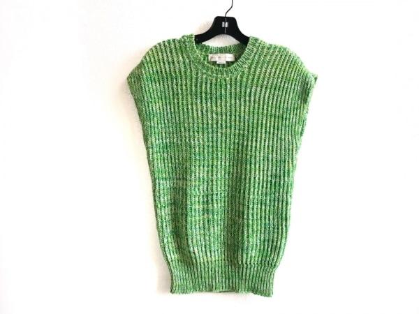 ステラマッカートニー ノースリーブセーター サイズ38 L レディース美品