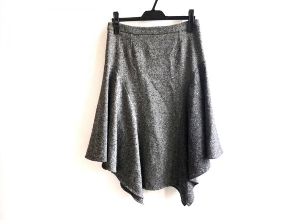 ステラマッカートニー ロングスカート サイズ38 L レディース美品  グレー