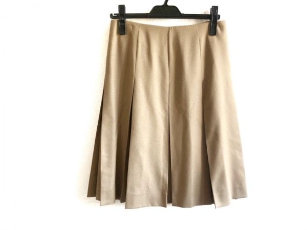Chloe(クロエ) スカート サイズ36 S レディース美品  ベージュ