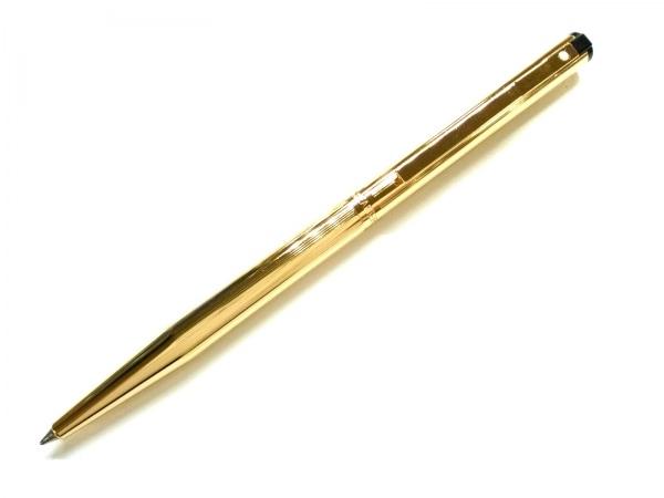 SHEAFFER(シェーファー) ボールペン美品  ゴールド×黒 インク無し 金属素材
