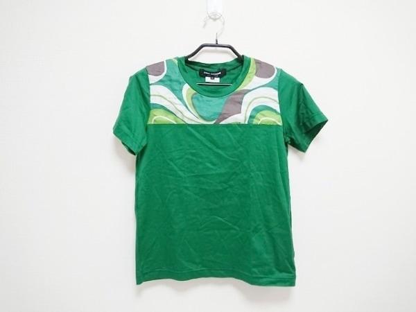 コムデギャルソンジュンヤワタナベ 半袖Tシャツ サイズM レディース新品同様