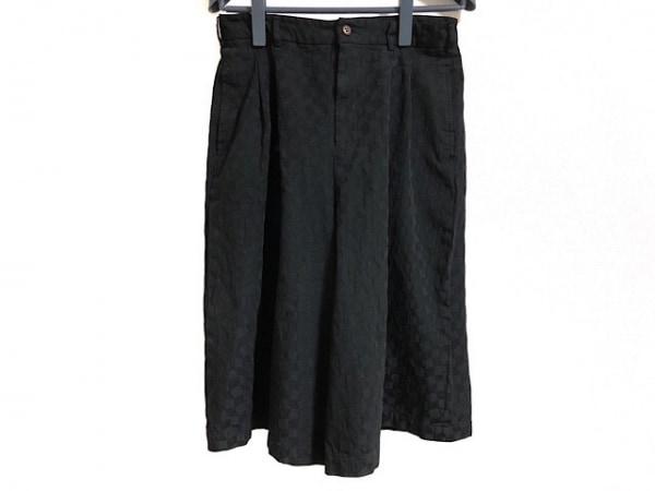 コムデギャルソン コムデギャルソン パンツ サイズS レディース 黒