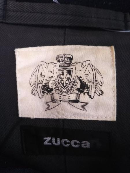 ZUCCA(ズッカ) コート レディース ネイビー×ダークグレー 冬物