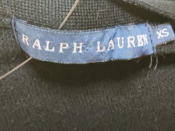 RalphLauren(ラルフローレン) カーディガン サイズXS メンズ 黒