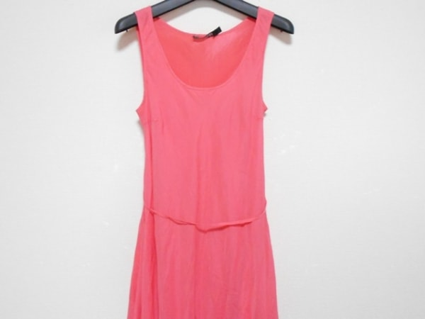 DKNY(ダナキャラン) ワンピース サイズ「4」 レディース ピンク