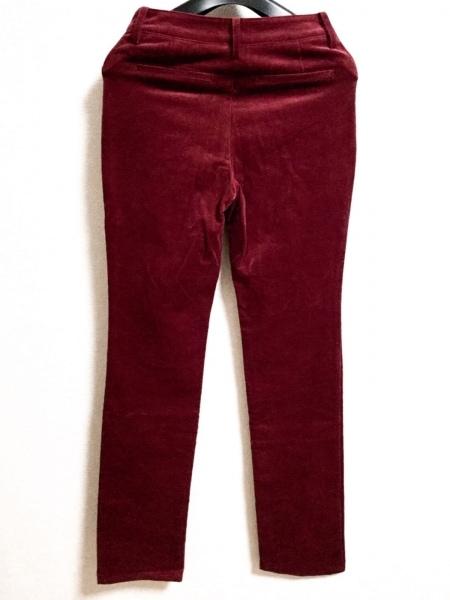 B3 B-THREE(ビースリー) パンツ サイズ28 L レディース レッド コーディロイ