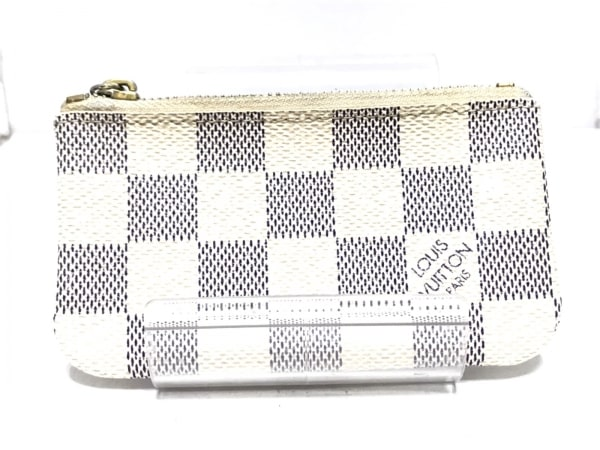 LOUIS VUITTON(ルイヴィトン) コインケース ダミエ ポシェット・クレ N62659 アズール