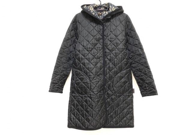 LAVENHAM(ラベンハム) コート サイズ40 M レディース美品  黒