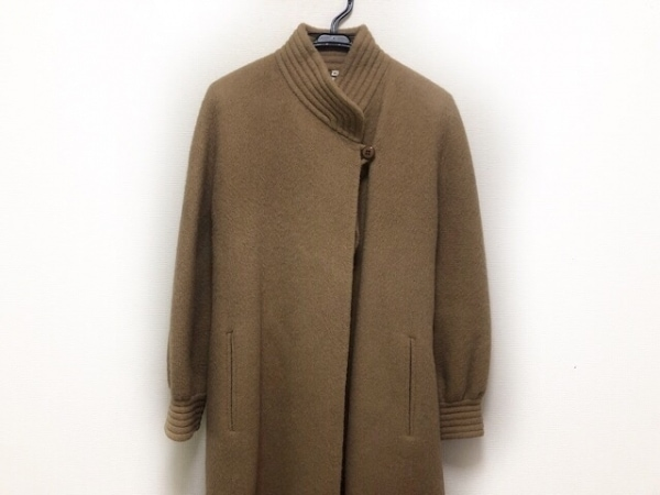 KAMANTA(カマンタ) コート サイズ44 L レディース美品  ベージュ 冬物