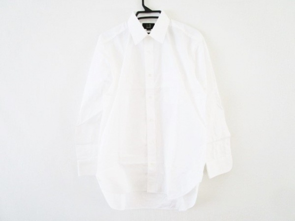 dunhill/ALFREDDUNHILL(ダンヒル) 長袖シャツ サイズ42-82 メンズ 白