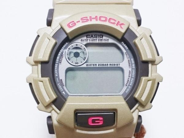 CASIO(カシオ) 腕時計美品  G-SHOCK DW-9550 メンズ XAYMACA シルバー