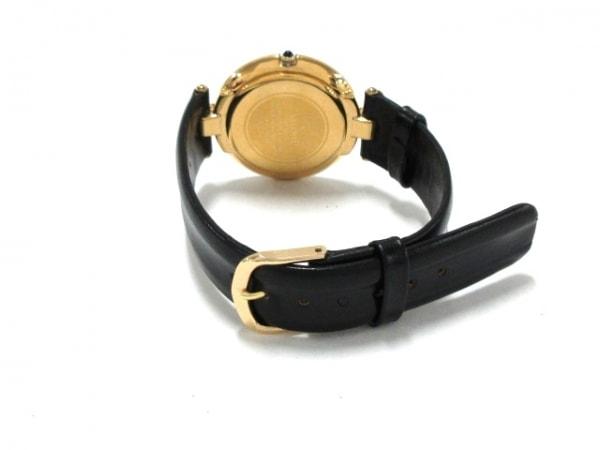 VALENTE(ヴァレンテ) 腕時計美品  レディース 18Kケース 黒