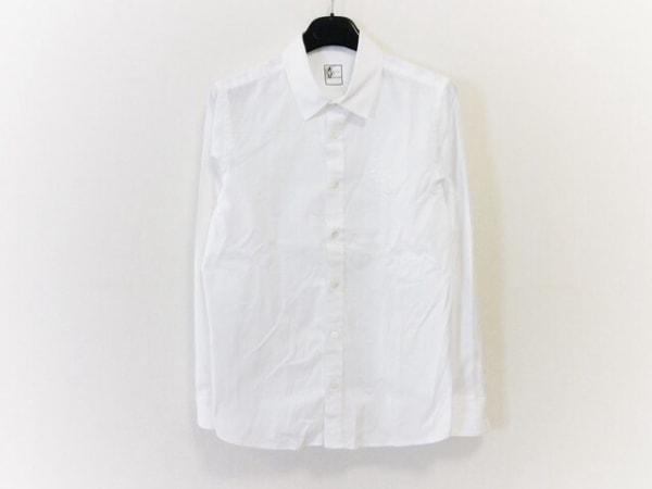 ケイタマルヤマ 長袖シャツブラウス サイズ1 S レディース新品同様  白