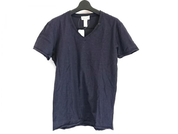 DIESEL(ディーゼル) 半袖Tシャツ サイズS メンズ ネイビー