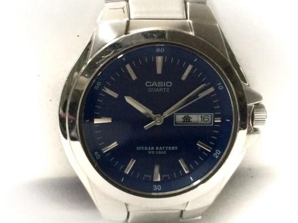 CASIO(カシオ) 腕時計 MTP-1228DJ ボーイズ ブルー