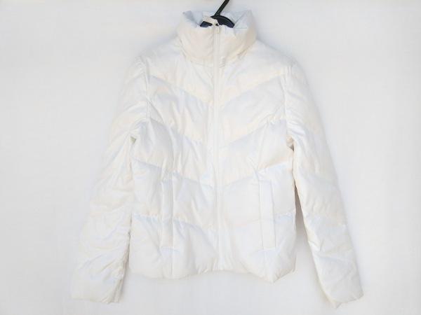 UNTITLED(アンタイトル) ダウンジャケット サイズ1 S レディース 白