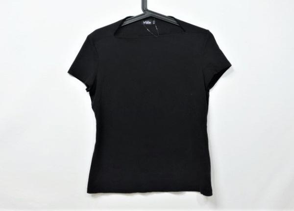 KATE SPADE SATURDAY(ケイトスペードサタデー) Tシャツ サイズs S レディース美品  黒