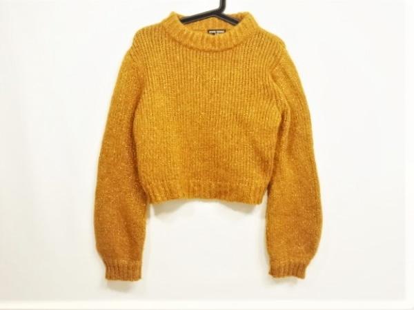 オープニングセレモニー 長袖セーター サイズ05 XS レディース ライトブラウン