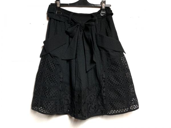 Adonisis(アドニシス) スカート サイズF F レディース 黒