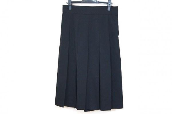コムデギャルソン コムデギャルソン ロングスカート サイズS レディース美品  黒