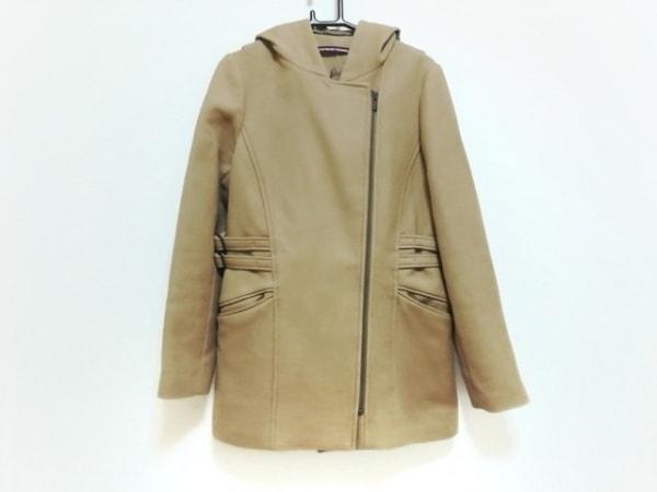 コントワーデコトニエ コート サイズ7 S レディース美品  ライトブラウン