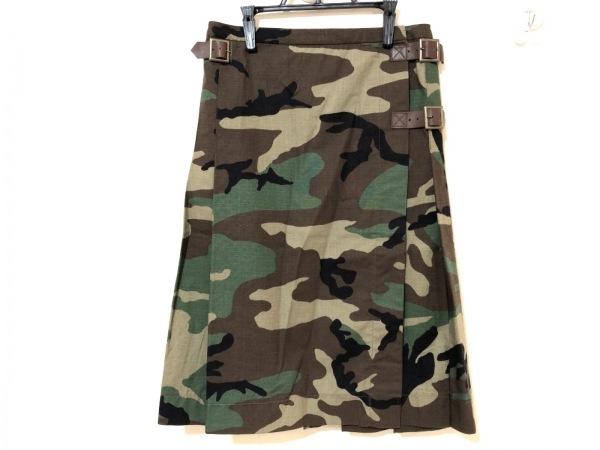 Engineered Garments(エンジニアードガーメンツ) 巻きスカート サイズ1 S レディース