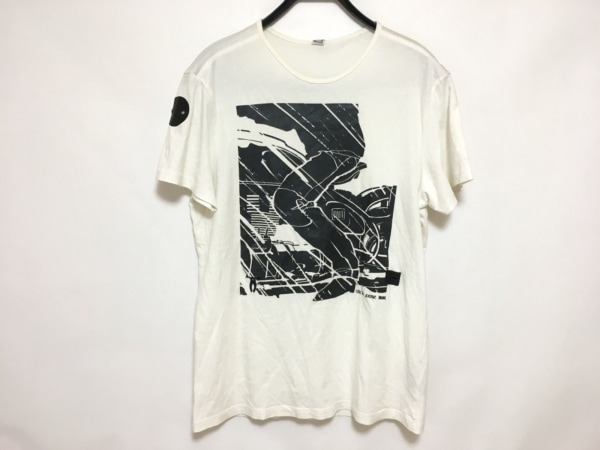 G-STAR RAW(ジースターロゥ) 半袖Tシャツ サイズS メンズ美品  白×黒