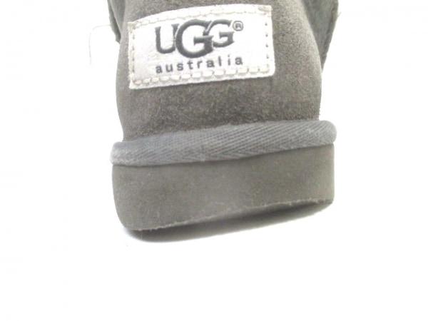 UGG(アグ) ロングブーツ レディース クラシックトール 5815 グレー ムートン