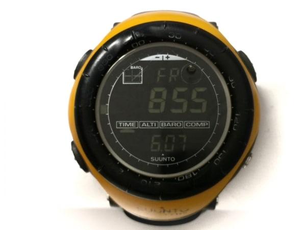 SUUNTO(スント) 腕時計 ヴェクター - メンズ 黒