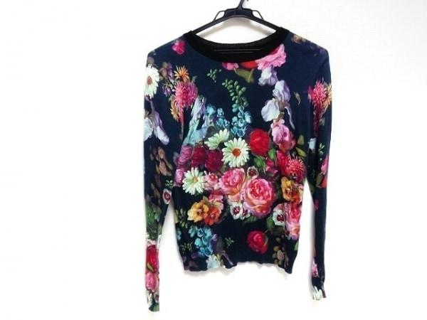 TED BAKER(テッドベイカー) 長袖セーター サイズ2 M レディース新品同様  花柄