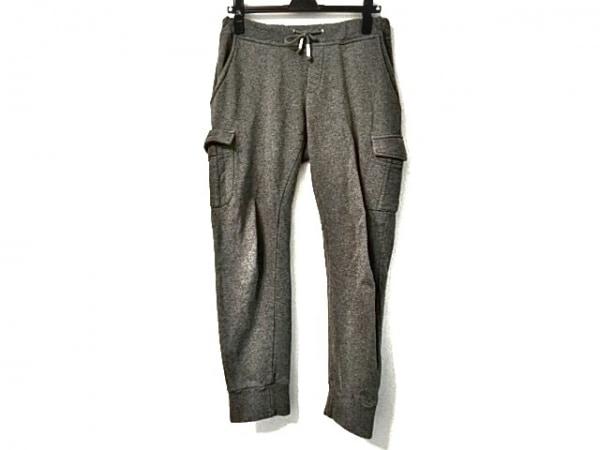 eleventy(イレブンティ) パンツ サイズS メンズ美品  グレー