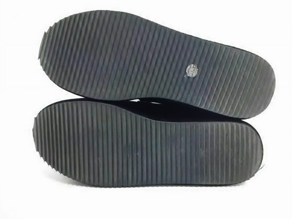 PAMEO POSE(パメオポーズ) スニーカー レディース美品  黒 厚底