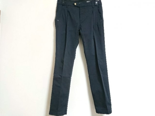 ENTRE AMIS(アントレアミ) パンツ サイズ31 メンズ美品  ダークネイビー