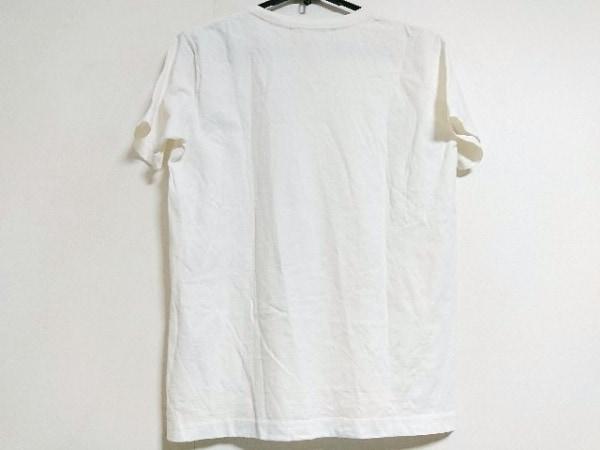 REMI RELIEF(レミ レリーフ) 半袖Tシャツ サイズL メンズ美品  白
