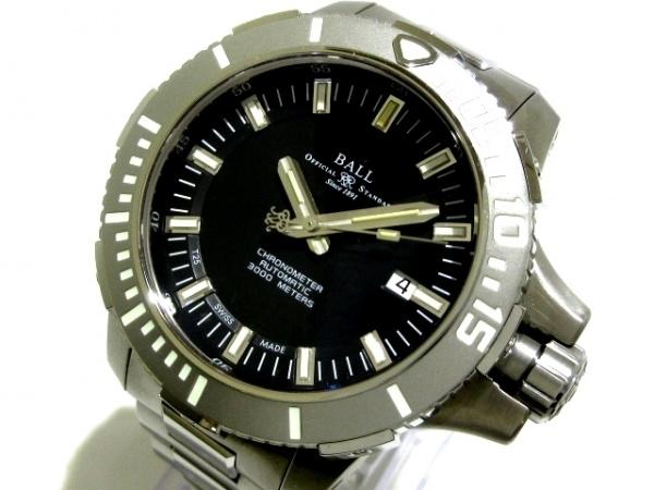 ボールウォッチ 腕時計 エンジニアハイドロカーボンディープクエスト DM3000A-SCJ-BK