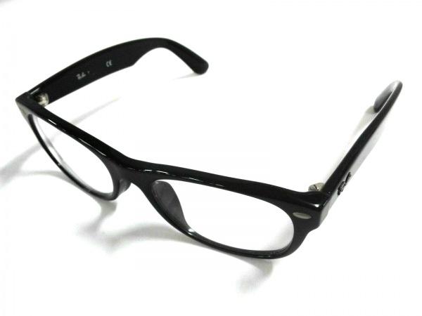 Ray-Ban(レイバン) メガネ RB5184F クリア×黒 プラスチック