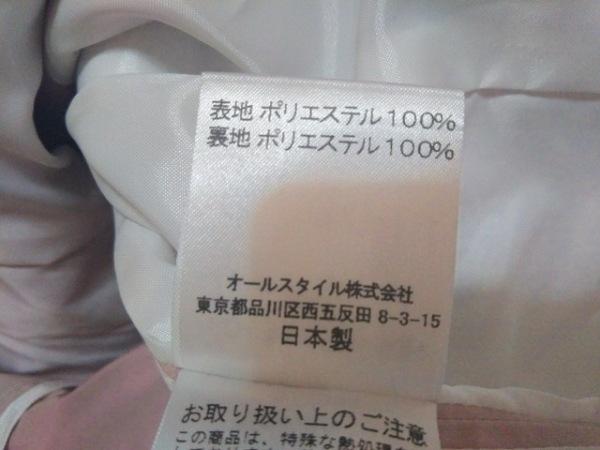 ALMA EN ROSE(アルマアンローズ) コート サイズ38 M レディース美品  ピンク 春・秋物