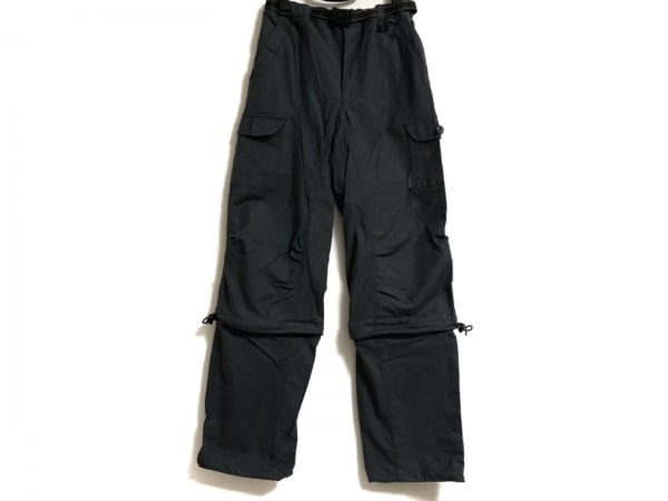 columbia(コロンビア) パンツ サイズS メンズ ダークグレー TITANIUM