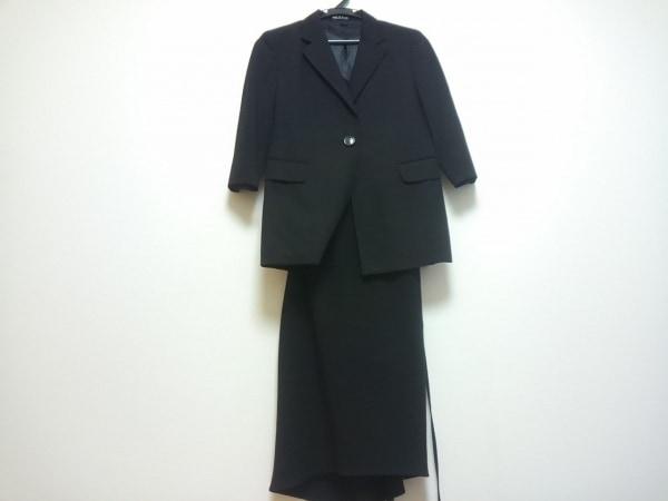 COMME CA DU MODE(コムサデモード) ワンピーススーツ レディース 黒